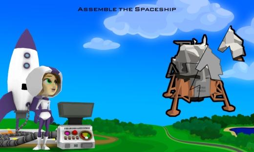 Moon Lander Puzzle